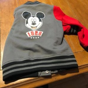 Other - Mickey bomber jacket